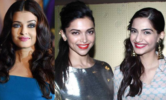 Aishwarya Rai, Deepika, Sonam to dazzle at Cannes