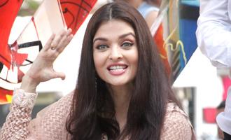 Aishwarya Rai Bachchan Inaugurates The Paradise Garden