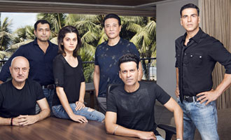 Akshay Kumar takes time to join team 'Baby' in Delhi