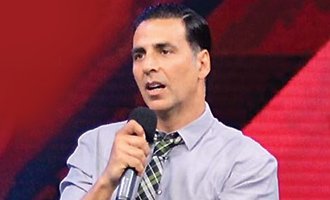 Akshay Kumar: Won't stop talking about issue of open defecation