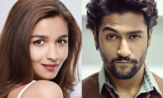 Vicky Kaushal is all 'Raazi' for Alia Bhatt