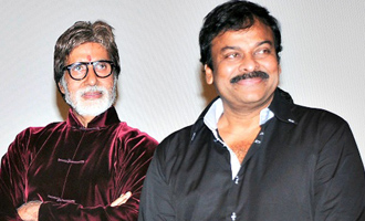 Big B to team up with Chiranjeevi in 'Uyyalawadaa'