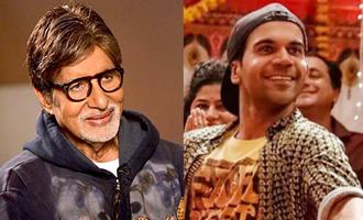 Big B is Rajkummar Rao's biggest inspiration