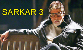 Amitabh Bachchan re-shoots for 'Sarkar 3'!