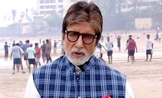Amitabh drafts videos for Swachch Bharat, Indian consulate in Brazil