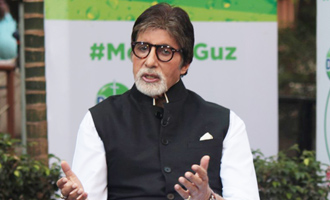 Amitabh Bachchan wants Waste management to be taught in school