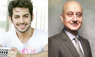 Himansh had 'best experience' working with Anupam