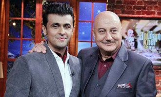 Anupam Kher reacts on Sonu Nigam quitting Twitter