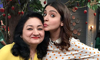 Anushka Sharma's mother used to hit her for THIS!