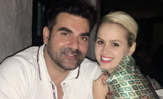 Arbaaz Khan in love again!