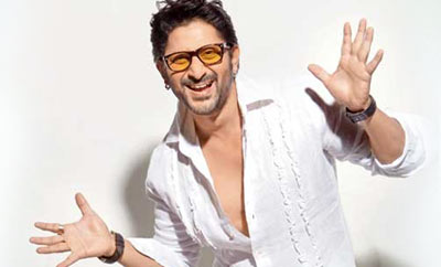Arshad doing 'serious funny stuff' on 'Golmaal' set