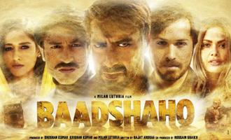 'Baadshaho' - Movie Review