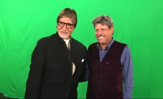 Did you know Kapil Dev used to bunk school to watch Amitabh Bachchan movies?