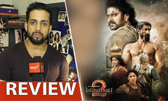 Watch 'Bahubali 2' Review by Salil Acharya