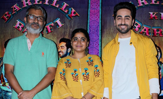 Ayushmann Khurrana at 'Bareilly Ki Barfi' Trailer Preview