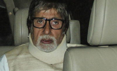 Big B mourns Aishwarya's father's death