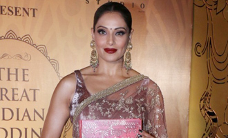 Bipasha Basu Unveils The Great Indian Wedding Book