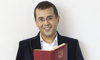 Chetan Bhagat: Inclusion of my book in DU syllabus validates my work