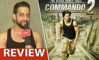 Watch 'Commando 2' Review by Salil Acharya