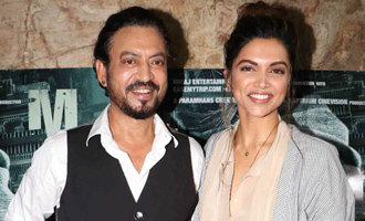 Deepika Padukone and Irrfan Khan paired AGAIN!