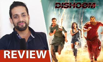 Watch 'Dishoom' Review by Salil Acharya