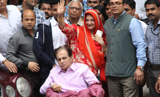 Dilip Kumar Discharged From Lilavati Hospital