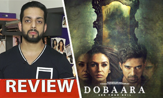 Watch 'Dobaara' Review by Salil Acharya