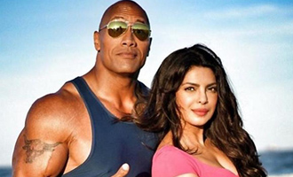 Priyanka Chopra perfect for 'Baywatch': Dwayne Johnson