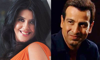 Ekta Kapoor: Feels great to work with Ronit again