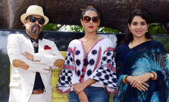 Gauri Khan at Inauguration of Nana Chudasama's Mumbai Beautification Project