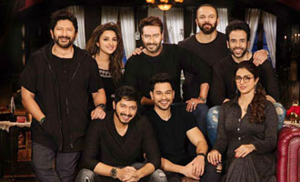 OMG! Parineeti makes team 'Golmaal Again' to hear her song for 10 Times!!