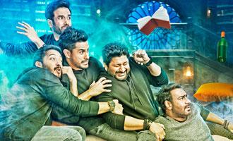 'Golmaal Again' grosses Rs 156 crore worldwide