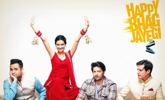 Aanand Rai excited about 'Happy Bhag Jayegi' sequel