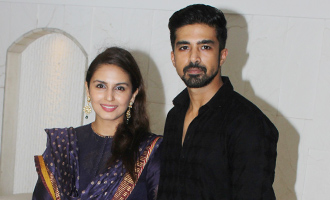 Huma Qureshi Hosted Eid Party