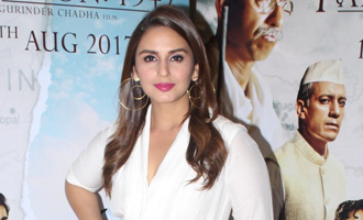 Huma Qureshi at 'Partition: 1947' Media Interview