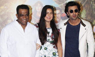 Ranbir Kapoor & Katrina Kaif at 2nd Song Launch of 'Jagga Jasoos'