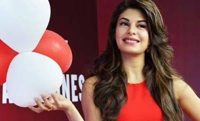 Jacqueline has her own cosmetic line
