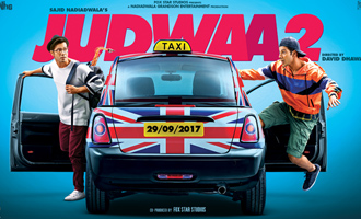 With 'Judwaa 2', Varun Dhawan now aims at a triple hat-trick after an enviable 100% success rate