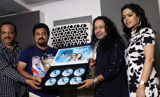 Kailash Kher at Song Launch of 'Vote Do' from 'Blue Mountains'