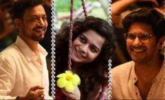 "You Can't Miss The Cute Moments in ""Saansein"" From 'Karwaan'!"