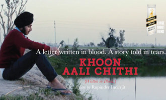 FIRST LOOK: Richa Chadha's debut production 'Khoon Aali Chithi'
