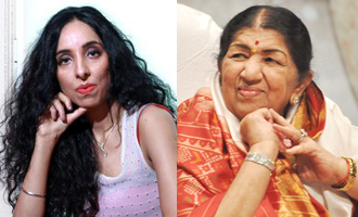 Learnt Hindi accent from Lata Mangeshkar: British-Indian singer