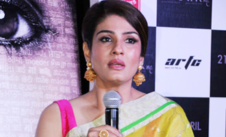Raveena Tandon on getting 'A' for 'Maatr': CBFC rules should change!
