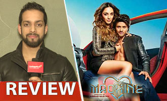 Watch 'Machine' Review by Salil Acharya