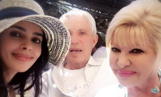 Mallika Sherawat meets 'lovely' Ivana Trump