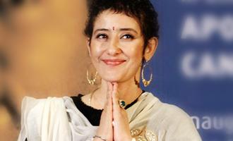 When Manisha Koirala used to look like ALIEN!