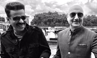 Manoj Bajpayee: Always an honour shooting with Anupam Kher