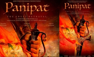 Ashutosh Gowariker's Official Announcement About 'Panipat' Shooting