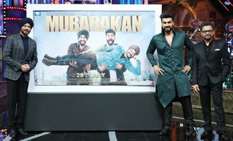 'Mubarakan' time on Extra Innings!