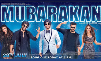 'Mubarakan' FIRST poster!